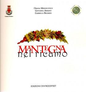 copertina Mantegna nel Ricamo