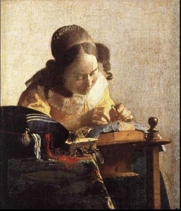 la ricamatrice 1669